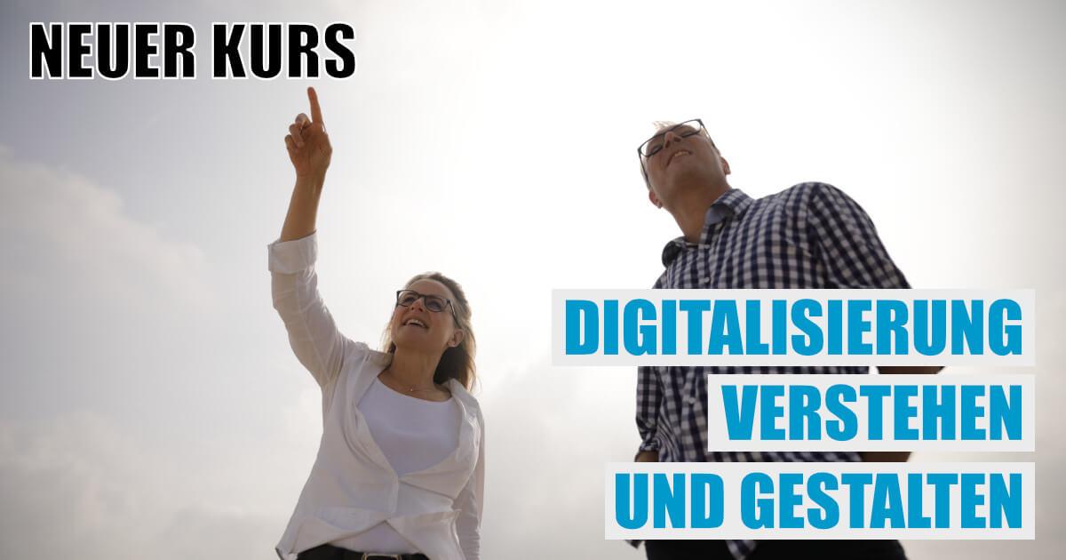 digitalisierung verstehen und gestalten